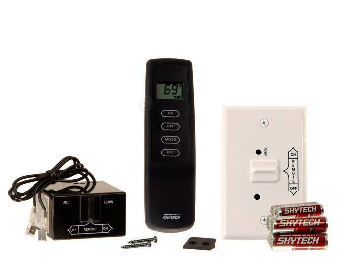 Images - Skytech SKY-1001TH-A Fireplace Remote Control With Thermostat, New