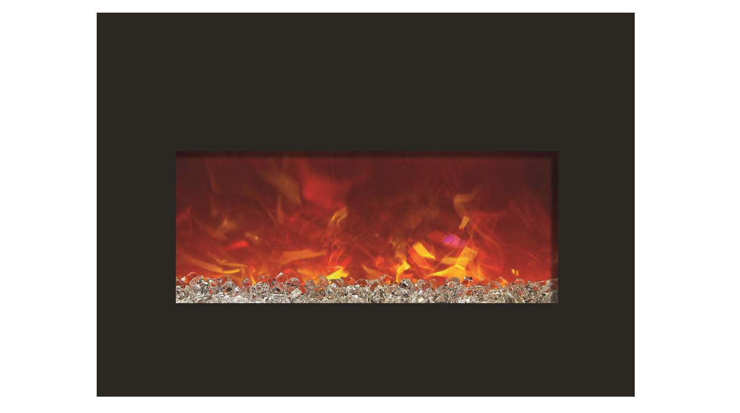 Amantii Insert Series Electric Fireplace 30 Inch New Ebay