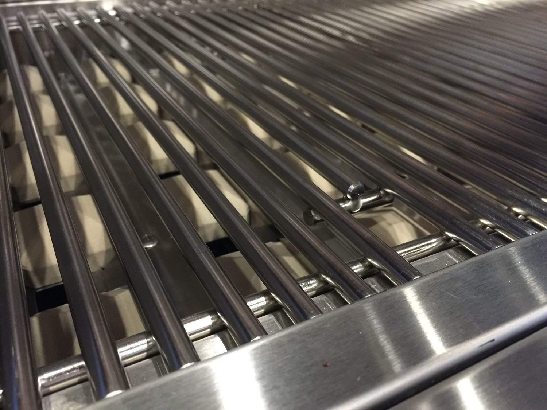 Delta Heat 26 Inch Natural Gas Grill On Pedestal New Ebay