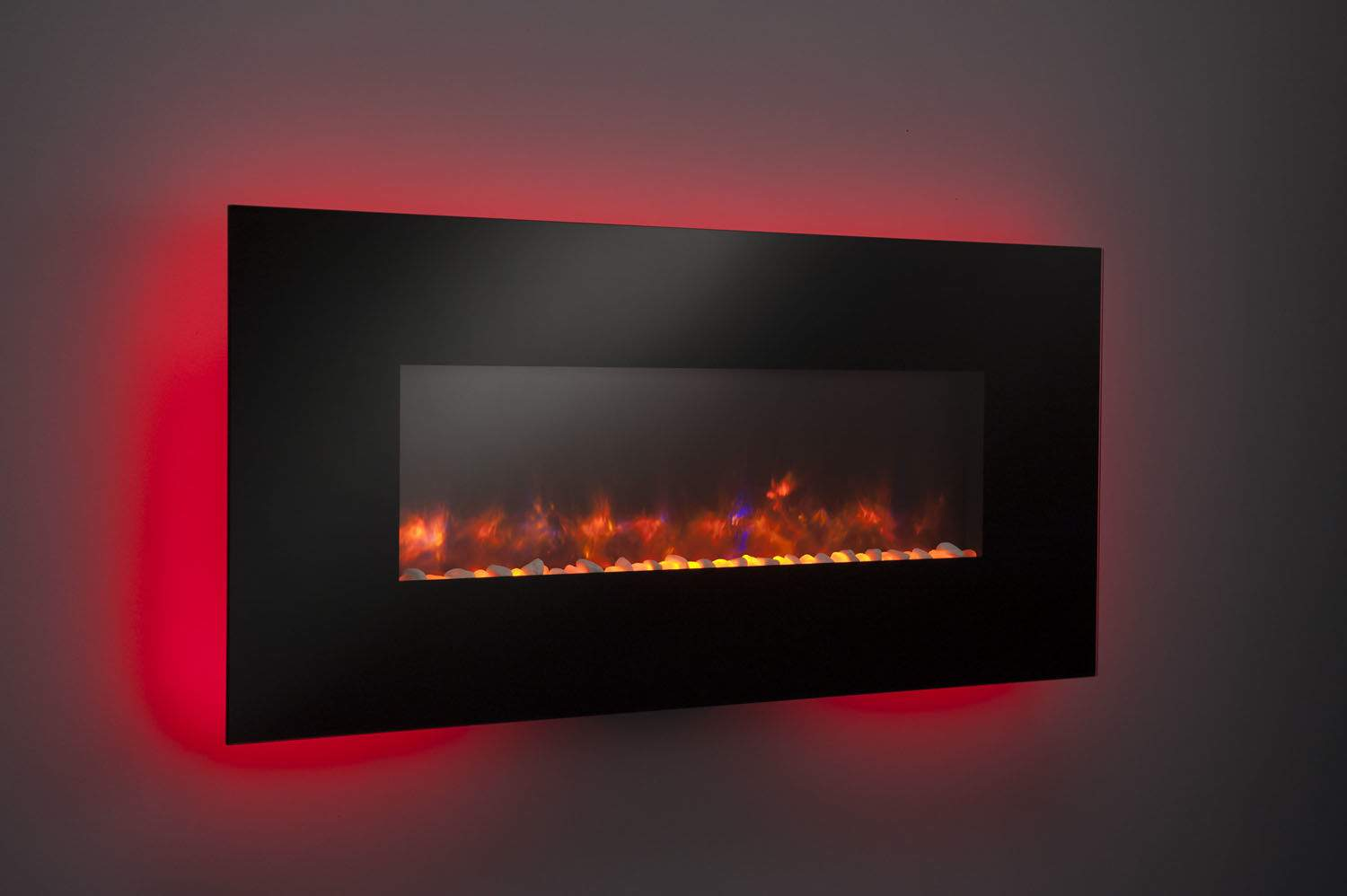 GreatCo Gallery Series Built in Electric Fireplace 50