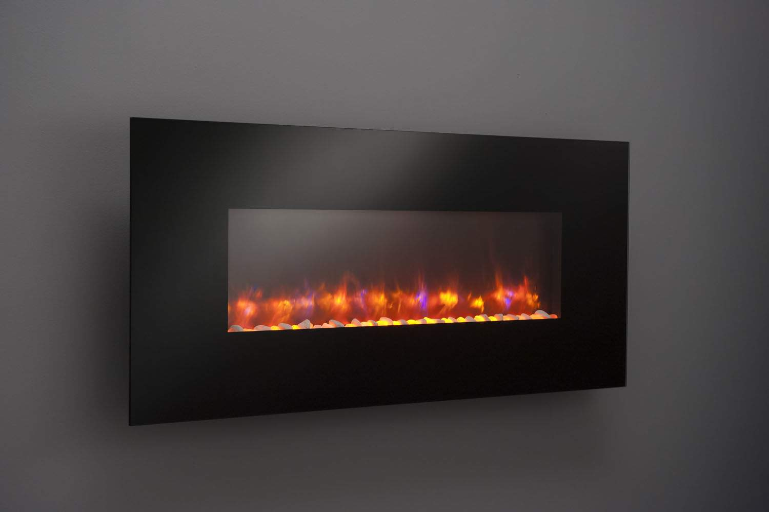 Greatco Gallery Series Built In Electric Fireplace 50 Inch New Ebay