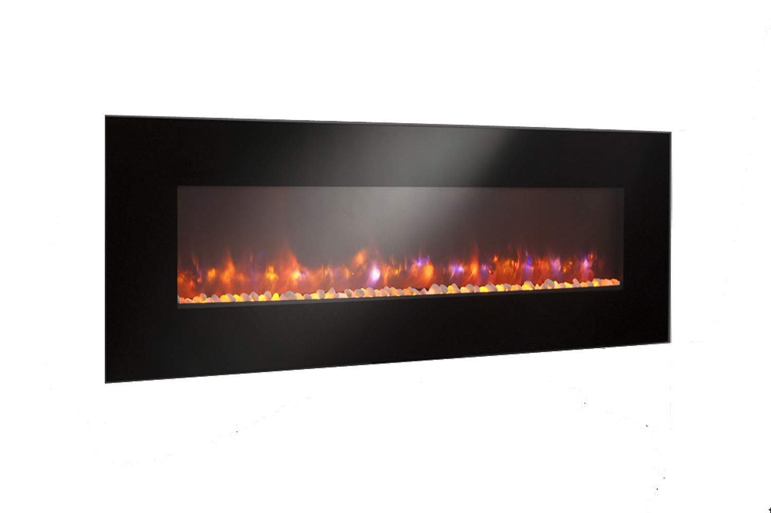 Greatco Gallery Series Built In Electric Fireplace 70 Inch New Ebay