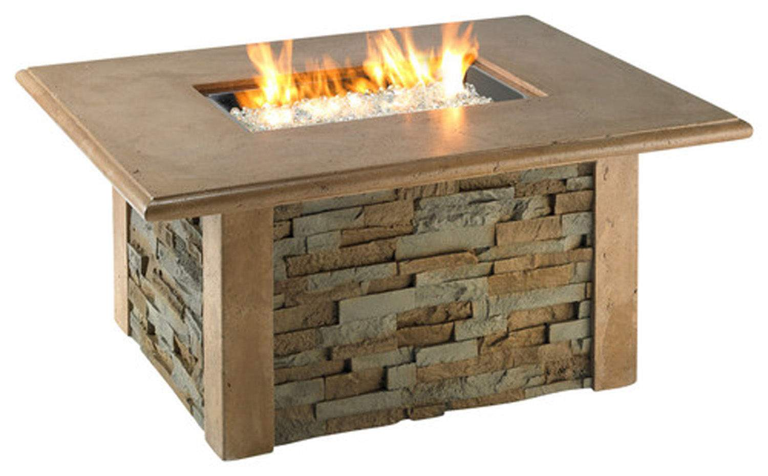 Outdoor Greatroom Company Sierra 1224 M K Sierra Fire Pit Table New Ebay