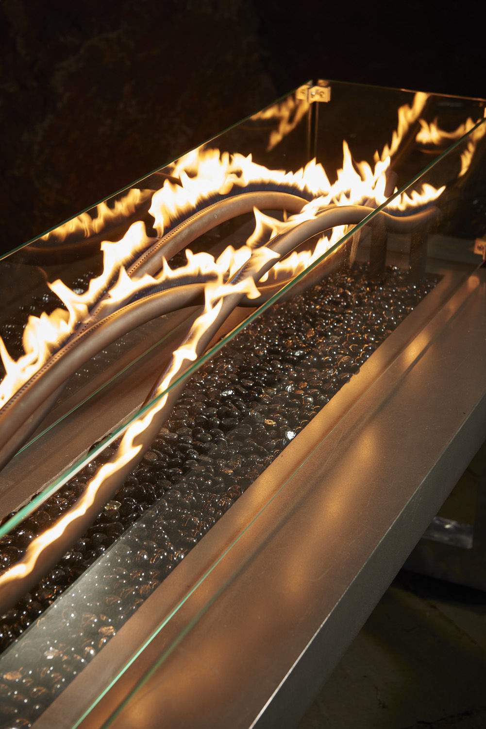Outdoor Greatroom Company Wave Fire Pit