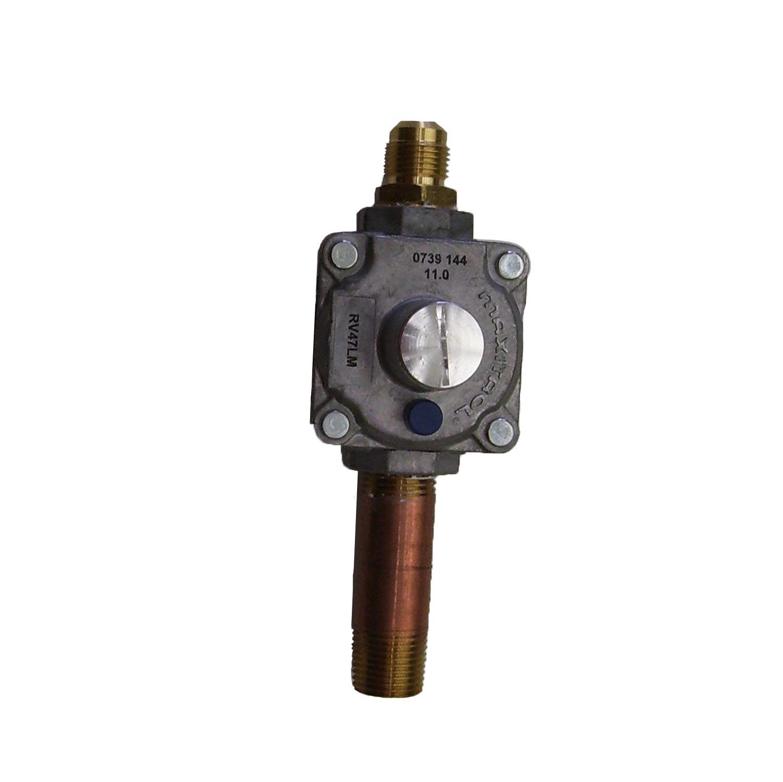 Tec propane gas bulk tank regulator and fittings new ebay