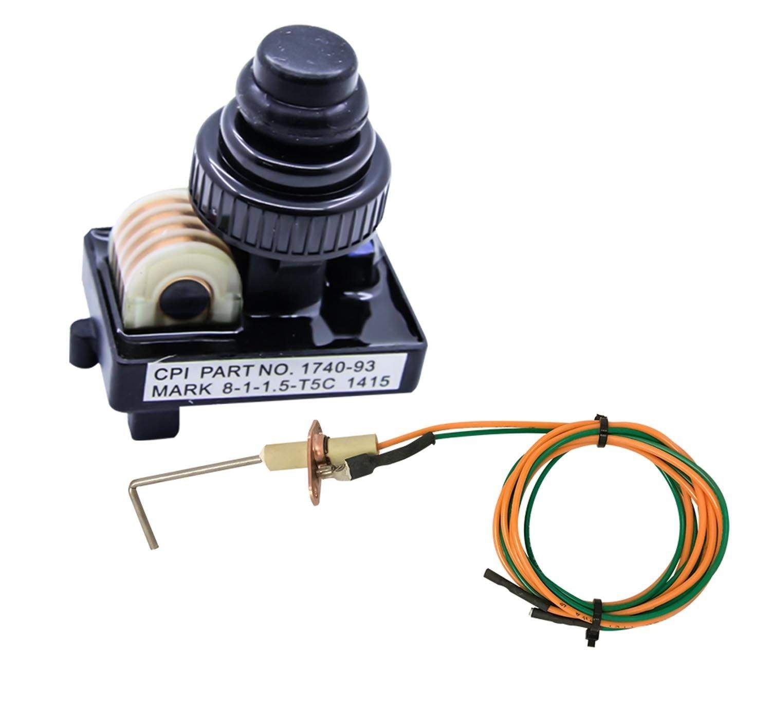 Hearth Products Controls Dexen Electronic Ignition Valve Wiring Harness Product 350 H Hpc Indoor